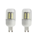 12-24V G9 3W  Warm White LED Corn Bulb