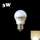 Exclusive E27 3W Sound & Light Controlled  LED Bulb