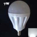 Cool White Light 27Leds 180° E14 7W  Globe Bulb