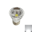 Cool White E27 COB 3W LED 220V Alumimium