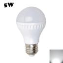 5W 6000K  E27 18LED-2835SMD 360lm 180° Globe Bulb