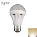 55Leds 300lm 120°  E27 15W Warm White Light  LED Bulb