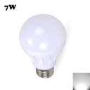 White LED Globe Bulb E27 7W Cool White Light