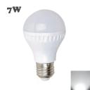 7W 6000K LED Globe Bulb 25Leds 360lm 180° E27