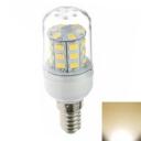 30LED 220V E14 3W 3500K Clear Shade LED Corn Bulb