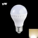 LED Ball Bulb 300lm E27 9W Warm White Light
