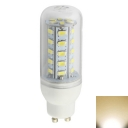 110V GU10 4W  Warm White Clear LED Bulb