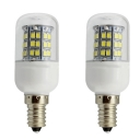 12-24V E14 5W  Cool White LED Corn Bulb 2 Packs