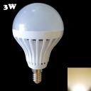 27Leds 180° E14 3W Warm White Light Globe Bulb