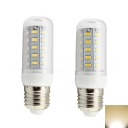 220V E27 36Leds Clear 4W Corn Bulb