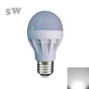 PP 9Leds 500lm SMD5630   220V 6000K LED Globe Bulb