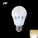 E27 3W 150lm LED Bulb Warm White Light