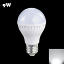 E27 9W LED Ball Bulb 300lm Cool White Light