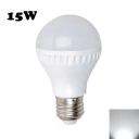 180° E27 15W 6000K 55LED-2835SMD 360lm   Globe Bulb