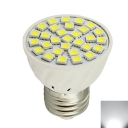 Cool White E27 LED Bulb 3.6W 220V 30-SMD 5050