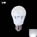 7W LED Bulb 120° 150lm E27 Cool White Light