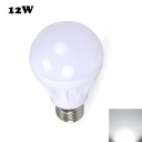 220V E27 12W Cool White Light LED Globe Bulb