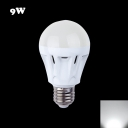 9W Cool White Light 150lm E27  LED Globe Bulb