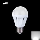 9W Cool White Light 150lm E27  LED Globe Bulb