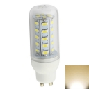 GU10 4W 220V Warm White Clear LED Bulb