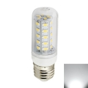 Cool White Light E26 110V  Plastic LED Corn Bulb