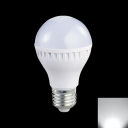 E27 7W  LED Ball Bulb Cool White Light 300lm