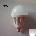 Cool White 7W 220V E14  LED Globe Bulb 2835SMD 180°
