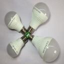 9W 220V E27 LED Globe Bulb 5730SMD 180°