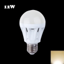 2835SMD 150lm E27 12W LED Bulb Warm White Light