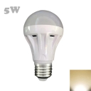 18Leds E27 3W 300lm 120°  Warm White Light  LED Bulb