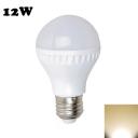 360lm 180° 45LED-2835SMD  E27 12W 3000K Globe Bulb
