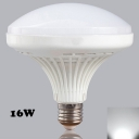 5700K 220V 16W  White Mushroom E27 LED Light Bulb
