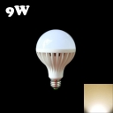 2700K E27 12W Sound & Light Controlled  LED Bulb