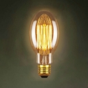 Exclucive C75 220V  E27 40W Edison Bulb