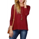 Laid Back Long Sleeve T-Shirt