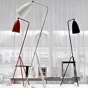"Colorful And Beautiful  Designer Floor Lamps With Cup Shade 50.3""Height"