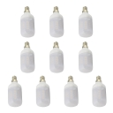 E12 3000K 300lm 85-265V 3.6W LED Corn Bulb10Pcs