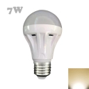 LED Bulb 300lm 120° 25Leds E27 7W Warm White Light