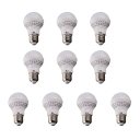 50*90mm E27 3W 220V Warm White Light LED Bulb