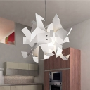 White Crane Novel Suspension Pendant Light