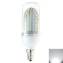 220V E27 6W 84LED-2835 Cool White Light