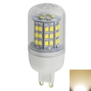 Clear Warm White 12-24V G9 5W  LED Corn Bulb