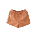 Drawstring Waist Hotpants
