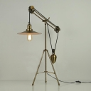 30'' H Tripod  Adjustable LED Floor Lamp