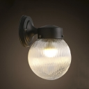 Traditional/Classic 1 Light Down Lighting LED Wall Sconce