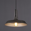 LOFT Metal LED Pendant Lamp with An Industrial Look