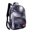 Nylon Backpack / Laptop Bag - Black
