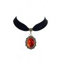 Vintage Metal Galaxy Women's Necklaces