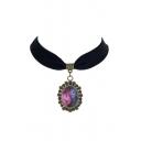 Elegant Galaxy Metal Women's Necklaces