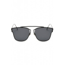Fashion Women's Vintage-Pattern Alloy Sunglasses(Free Glasses Box)